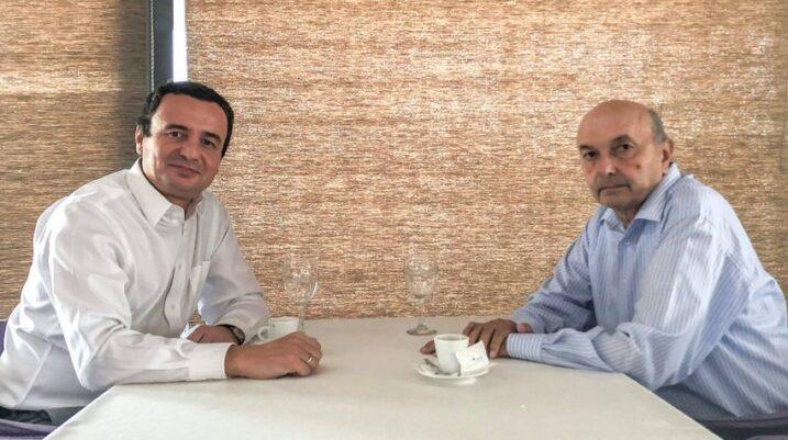 Këtë javë takohen Kurti e Mustafa, flasin për ndarjen e pozitave ministrore