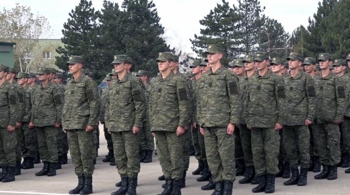 Ushtrisë së Kosovës i shtohen edhe 337 pjesëtarë të rinj