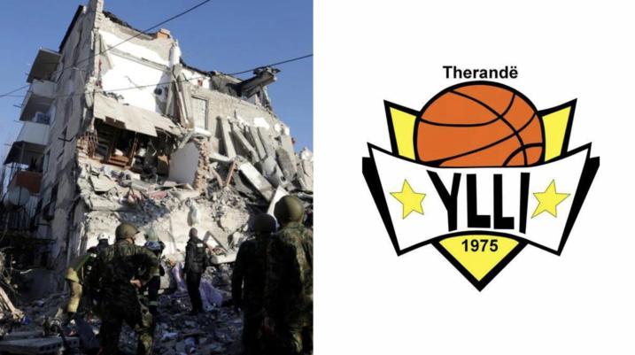 Klubi nga Suhareka, KB Golden Eagle YLLI: Solidarizohemi me vllezërit tanë në Shqipëri që u goditën nga tërmeti