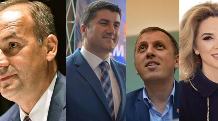 [VOTAT] Ngritja dhe rënia e kandidatëve të Suharekës ndër vite