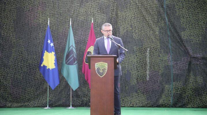Burim Ramadani: Mbrojtja po konsolidohet, FSK-ja po rritet e forcohet