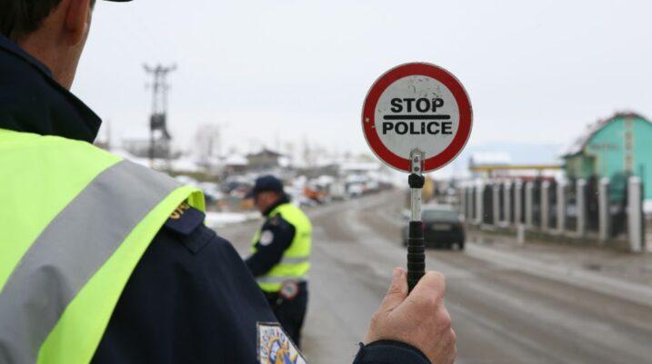 Brenda 24 ore 36 aksidente, 1621 tiketa trafiku e 22 të arrestuar
