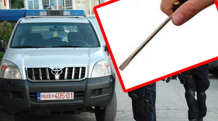 Samadraxhë: Sulmohet polici me kaçavidë gjatë kryerjes së detyrës