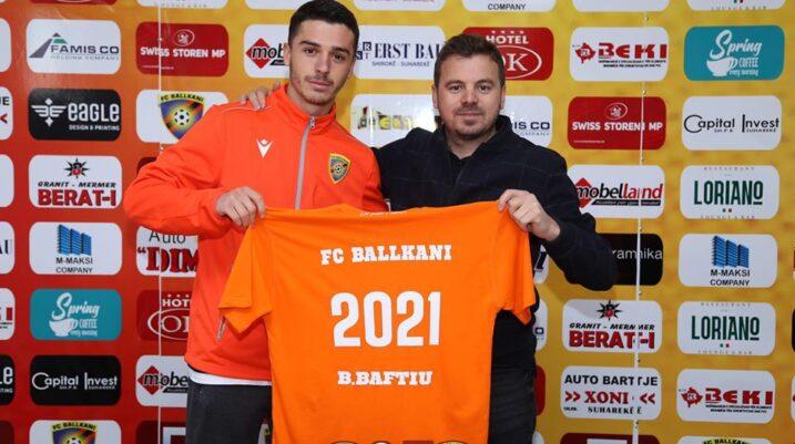 Lista e top-shënuesve, Baftiu i FC Ballkanit i vetëm me numër dyshifror të golave