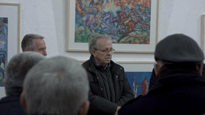 Demush Avdimetaj sjellë gërshetimin e artit klasik me atë modern në Suharekë