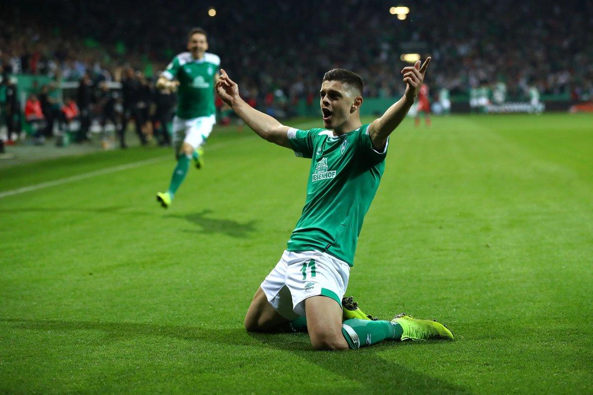 Rashica me Werderin sigurojnë mbijetesën në Bundesliga