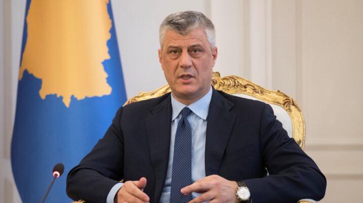 Thaçi: Kurtit i mbetet të gjejë partner dhe të bëjë shumicën e mjaftueshme të votohet në Kuvendin e Kosovës