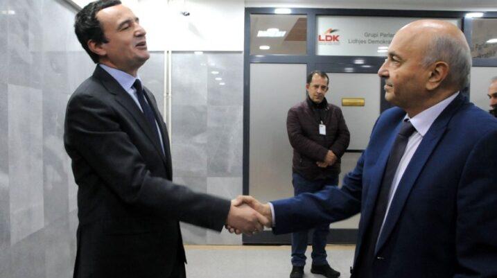 VV-ja dhe Ambasadori gjerman tregojnë kur do të formohet Qeveria e re