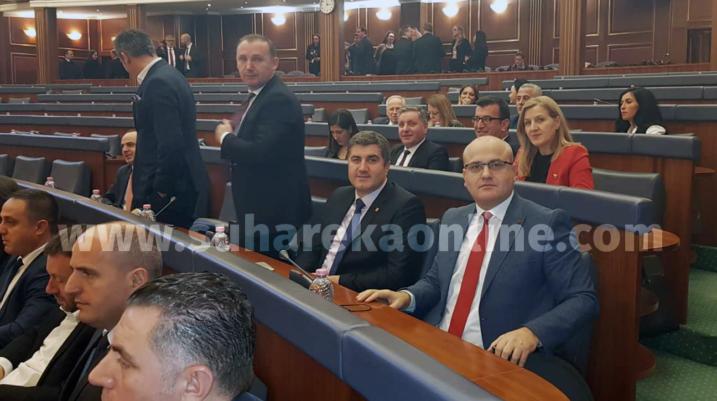 Deputeti i LDK-së: Boll ma, bëjeni më atë marrëveshje të koalicionit VV-LDK