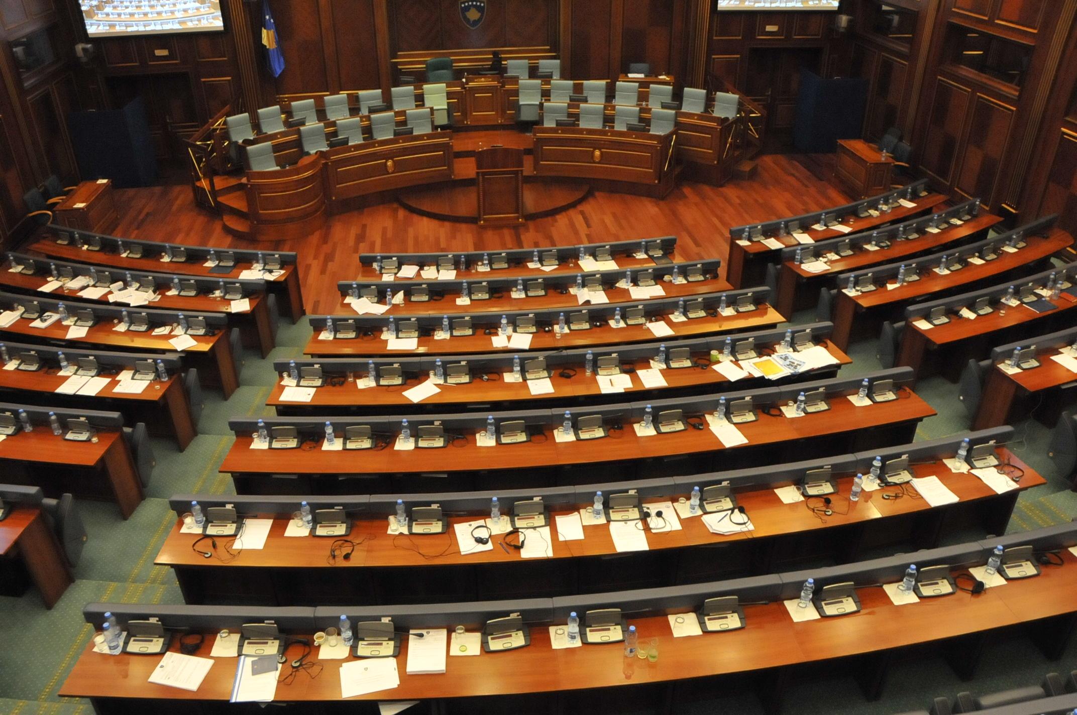 Më 22 mars seanca konstituive e Kuvendit të Kosovës