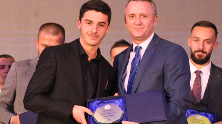 Ylli i FC Ballkanit në mesin e 50 talentëve që pritet të 'shpërthejnë' në vitin 2020
