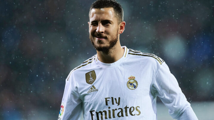 Eden Hazard nuk do të luajë në El Clasico