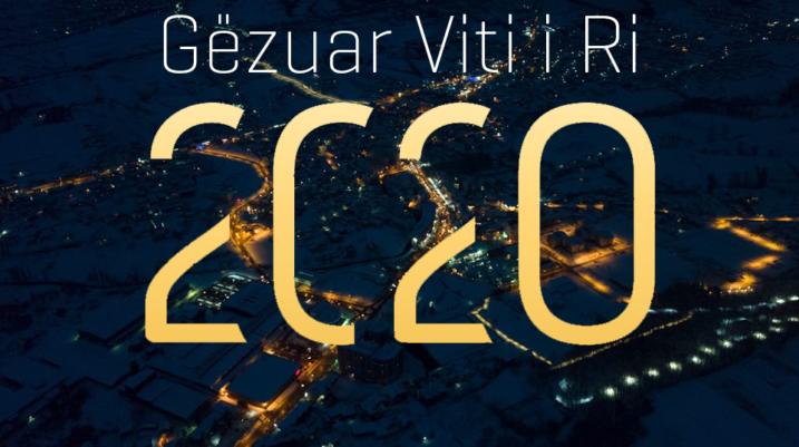 Gëzuar Viti i Ri, 2020!