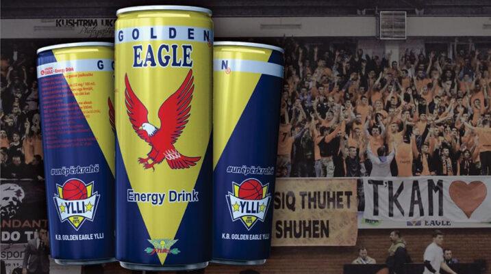 """""""Golden Eagle"""" së shpejti me """"YLLI Edition"""", në përkrahje të klubit vendor"""