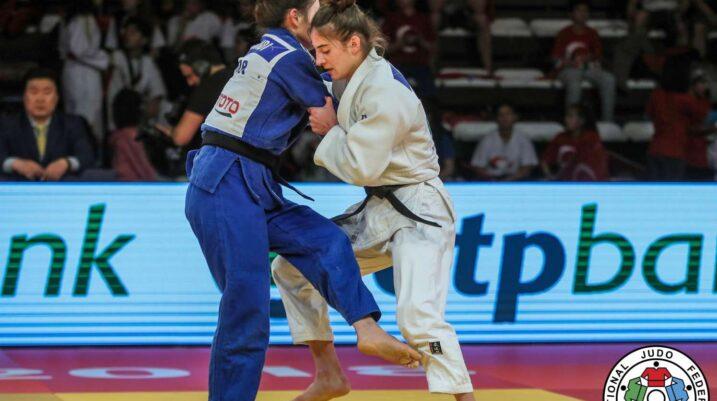 Xhudistja kosovare humb në çerekfinale, i hyn garës për medaljen e bronztë