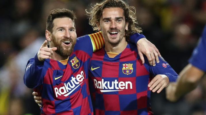 Rrëfimi i Griezmannit si lojtar i Barcelonës, askush s'është si Messi