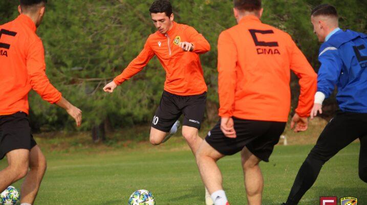 Sot FC Ballkani e zhvillon ndeshjen e dytë miqësore ndërkombëtare