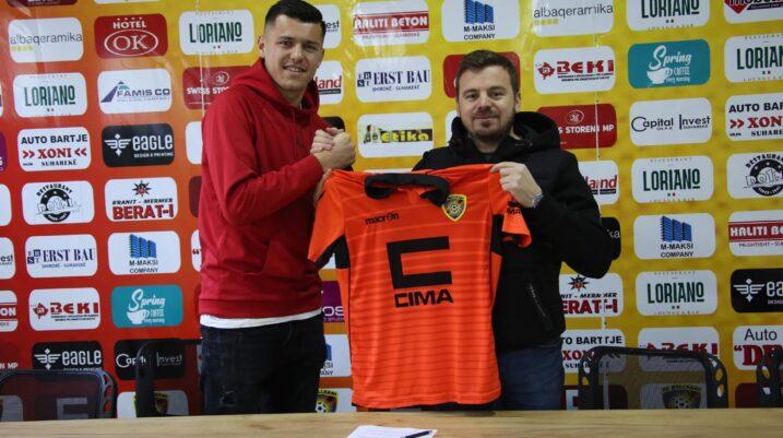 Daku u transferua te FC Ballkani, Kukësi tregon pse e larguan atë nga klubi