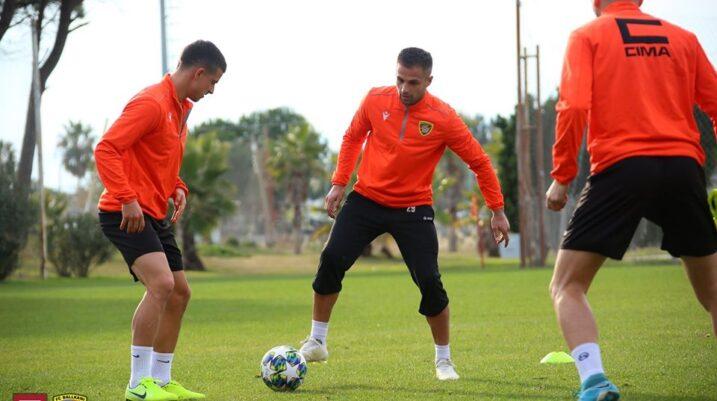 Pas tri ditëve stërvitje nesër FC Ballkani zhvillon ndeshjen e parë miqësore ndërkombëtare