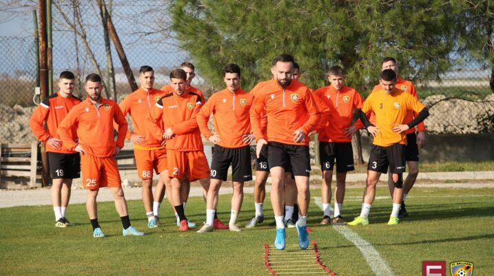 Vizitë e papritur te FC Ballkani në Turqi