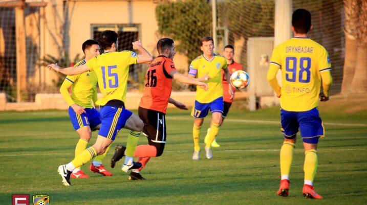 [VIDEO] Arbër Hoxha realizon gol të jashtëzakonshëm për FC Ballkanin