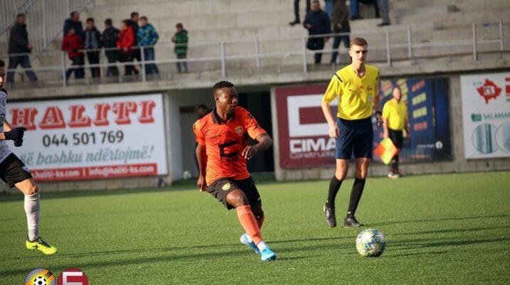 E konfirmuar, futbollisti afrikan: Po, unë i jam bashkuar FC Ballkanit