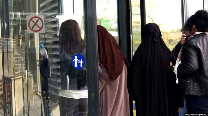Pjesëmarrje në grupe terroriste, dy vjet dënim për nënën dhe dy vajzat nga Suhareka