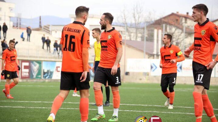FC Ballkani vitin 2020 e nis me fitore, mposht FC A&N me rezultat 2:0