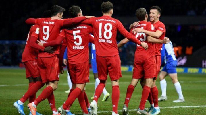 Bayern Munchen fiton thellë, luan edhe Dajaku