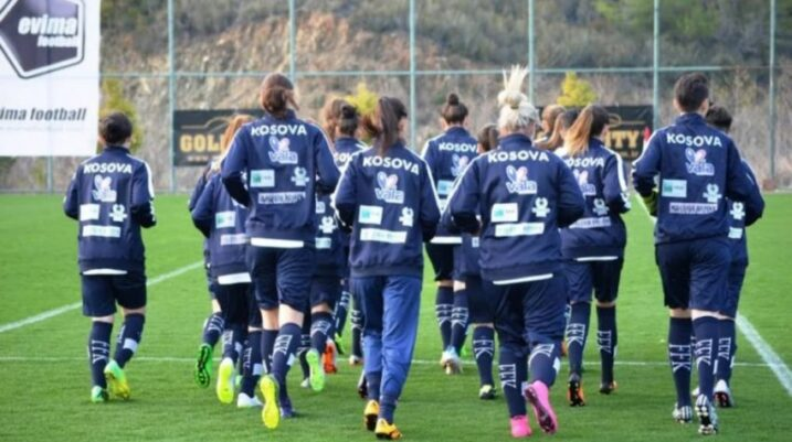 FIFA vlerëson rritjen e përfaqësueses së Kosovës