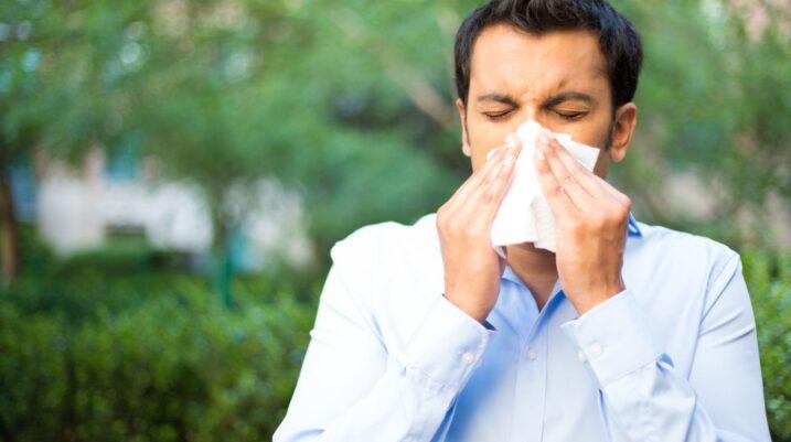 Sëmundjet alergjike, simptomat dhe trajtimi