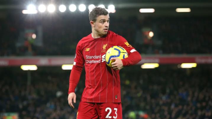 Liverpool mendon ta largojë Xherdan Shaqirin gjatë verës