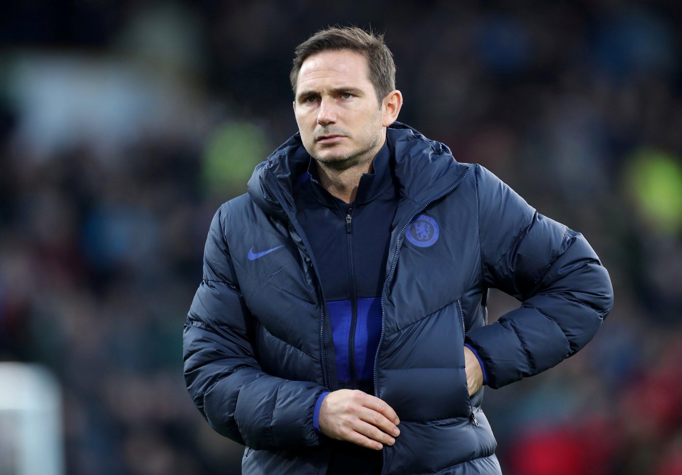 Lampard: Shumë pak njerëz besonin te ne në fillim të sezonit