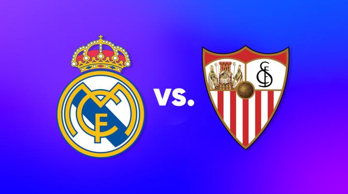 Formacionet zyrtare të derbit në La Liga: Real Madrid – Sevilla