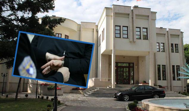 Arrestohen dy zyrtarë ligjorë në Prizren