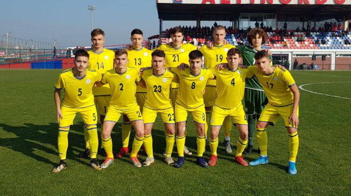 Kosova humbet ndeshjen e parë ndaj Turqisë