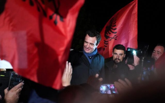 """""""Partitë që kanë keqqeverisur deri më sot, s'mund ta ndalin Kurtin drejt Kryeministrit"""""""
