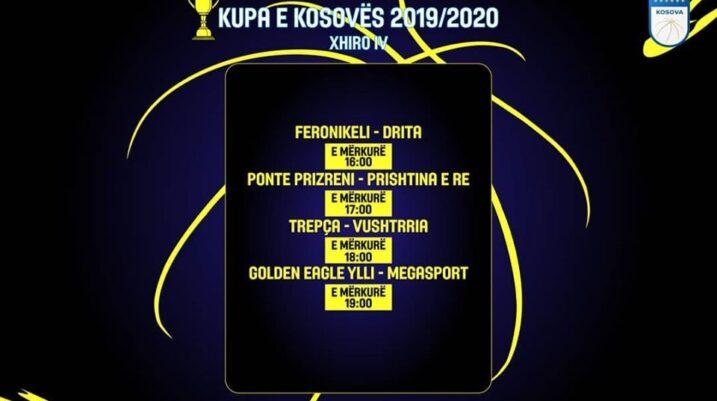 Kupa e Kosovës me sfida shumë interesante