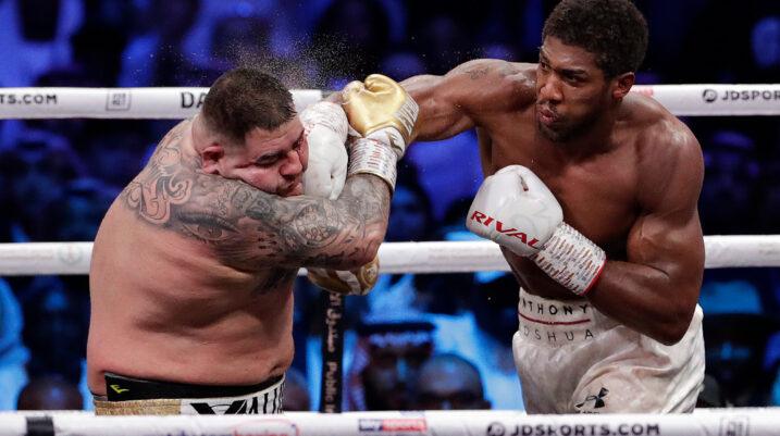 Arrihet marrëveshja, Anthony Joshua do të ndeshet me këtë boksier