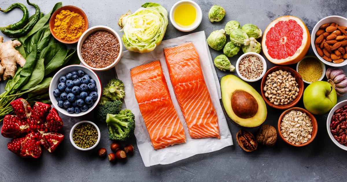Ushqimet që ndihmojnë metabolizmin