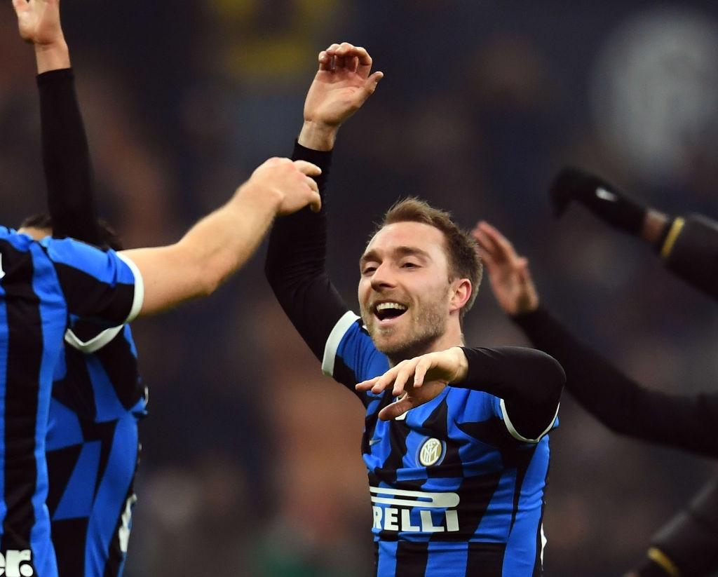 Eriksen: Atmosferën që e përjetova në derbin e Milanos, s'mund ta përjetosh në Premierligë