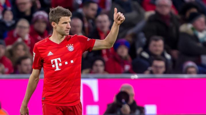 Muller me rekord të asistimeve në Bundesligë