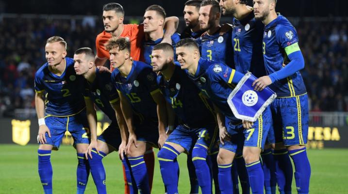 Kosova në pozitën e 115-të në renditje të FIFA-s