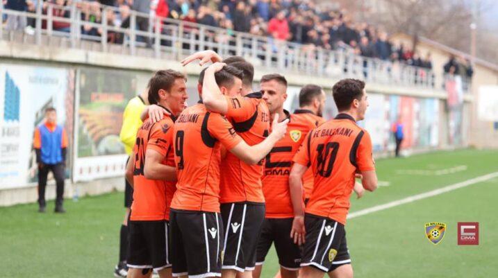 FC Ballkani njoftim për derbin ndaj FC Prishtinës