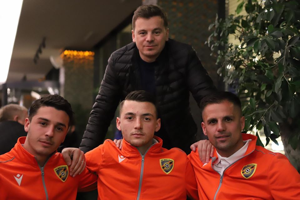 Presidenti i FC Ballkanit: Gol pas goli deri te Kampioni