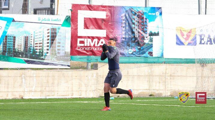 Portieri i Ballkanit golin e shënuar nga penalltia ia dedikoi 'Xhebrailave' dhe presidentit të klubit