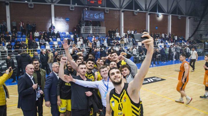 Golden Eagle Ylli mposht Bashkimin, kualifikohet në finale