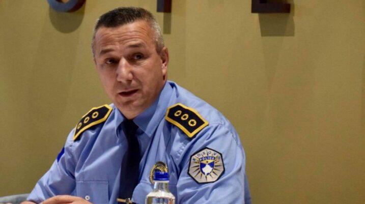 Suhareka bëhet me komandant të ri të Stacionit Policor