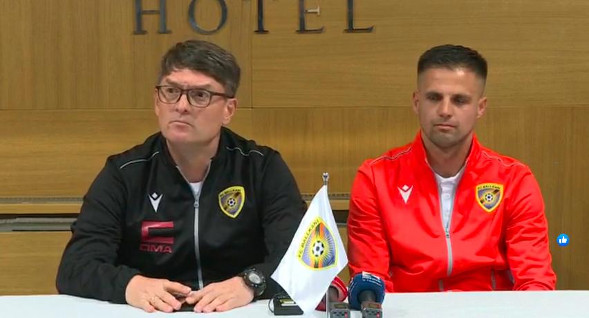 Kapiteni i Ballkanit: Prishtina ekip që lufton për trofe, por ne kemi synim Evropën!