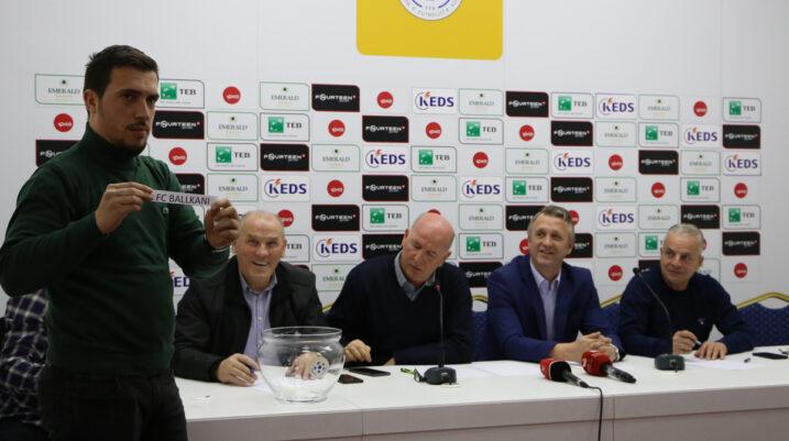 Drejtori sportiv i FC Ballkanit: Është mirë të luajmë ndaj Feronikelit